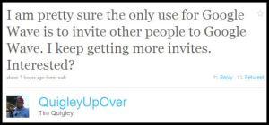 Tweet of Confusion 2