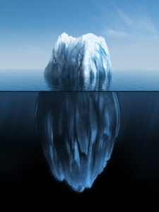 Moving the corporate iceberg