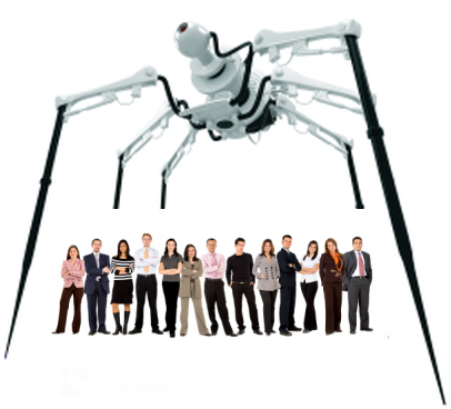 Do you write for search engine spiders or people?