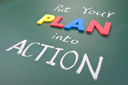Get Your GA Game Plan Into Action