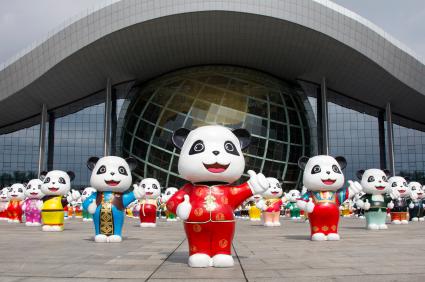 Panda 2.0 Goes Global